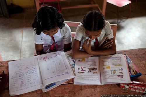 Школы в Шри Ланке