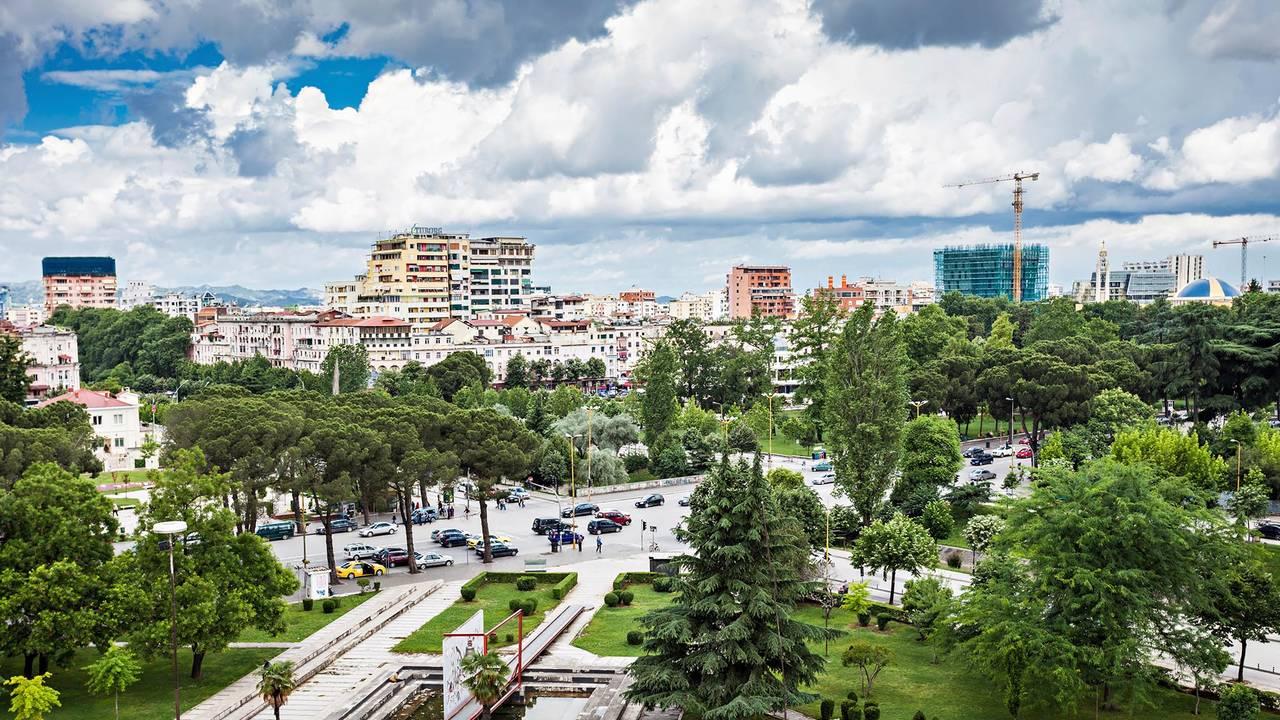 Работа в Албании
