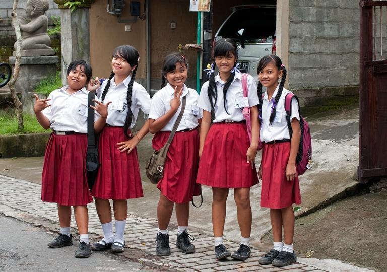 школы в Индонезии