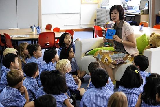 школы в Гонконге