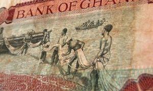 Работа в Гане