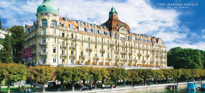 Отель «Palace Luzern»