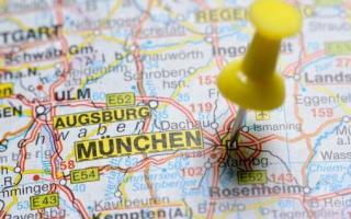 Виза в Мюнхен