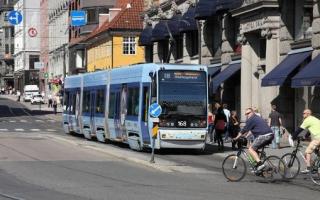 Транспорт в Осло