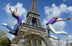 Эйфелевая башня во Франции