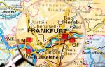 Виза во Франкфуркт