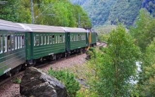 Транспорт в Норвегии