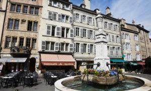Жизнь в Женеве