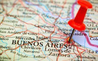 Переезд в Буэнос-Айрес