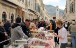 Гастрономический фестиваль в Хорватии