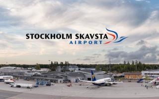 Аэропорт Стокгольма Скавста