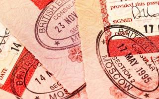 Визы и разрешения на работу в Великобритании