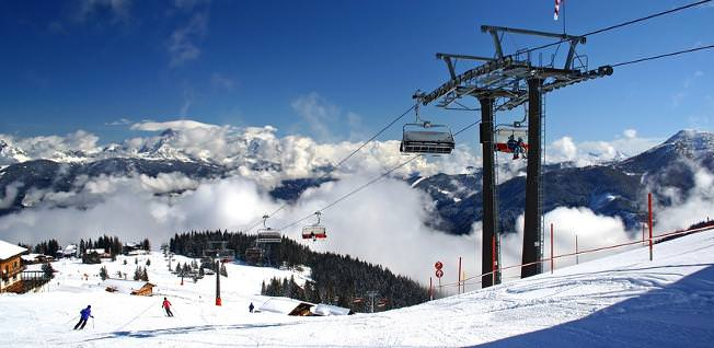 Tourism, especially during the winter season, is an important driver of the Austrian economy.